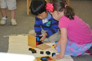 A little help with the Trinomial Cube is often welcome.