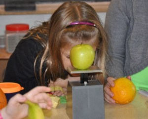 A diet of scientific prediction, measurement and discovery has us flocking to the Art Room after school.