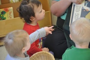 . . . we are in Toddler Community, where we are A) Asking Questions. . .