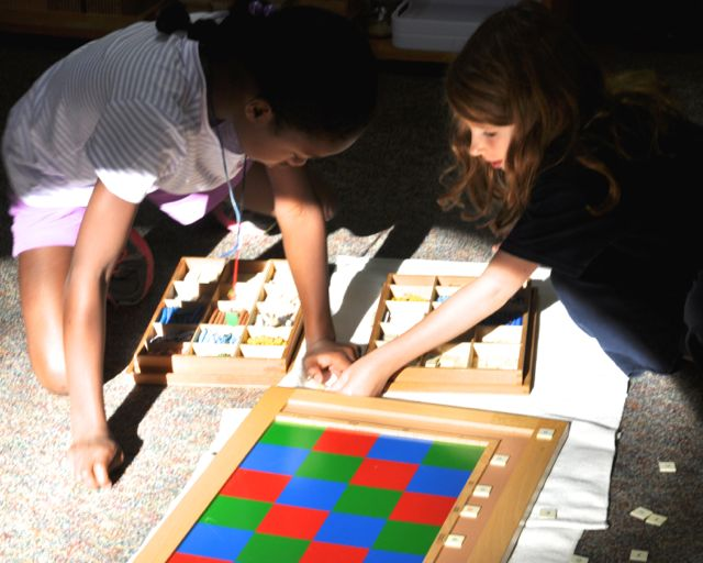 Thirdly, if you think you know everything you can do with Checkerboard Multiplication, you probably do not!