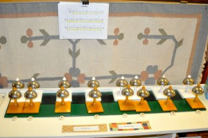 Learning to read and play music with the Bells is fun.  The material is beautiful---and peaceful, too.
