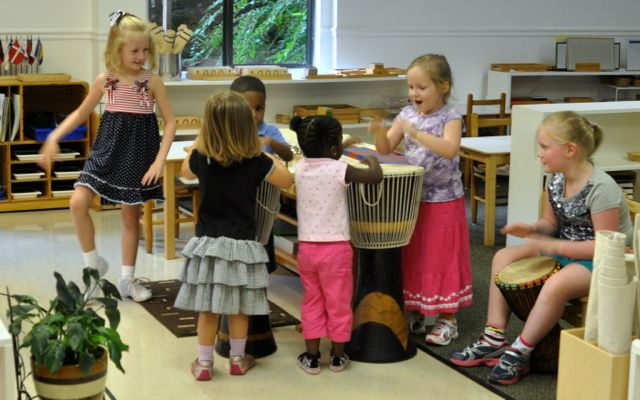 Playing the drums, singing and dancing seemed just the thing to do, and the more we played, the more we sang and danced.