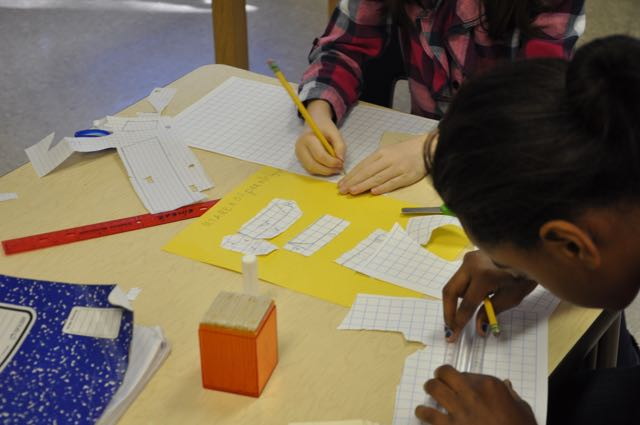 . . .practice finding areas of parallelograms,. . .